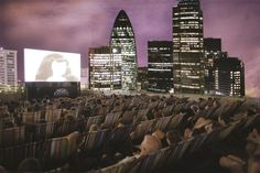 Rooftop Film Club at Queen of Hoxton - Rooftop Film Club