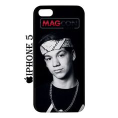 Taylor Caniff Magcon Boys Tour iPhone 5 5s 5c Hardshell Case Cover - PDA Accessories