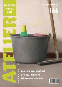 Ateliermagazine - Magazine voor tekenaars en schilders