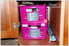 Организуй это! Организация небольших формочек для выпечки (кексов, конфет и печенья)Home Life Organization