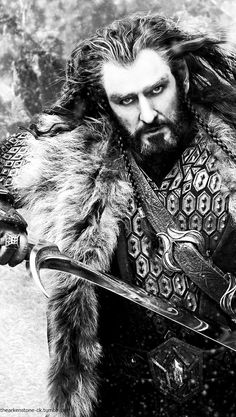 Concerning Hobbits, Movie Black, Thorin Oakenshield, Middle Earth, Lord Of The Rings, Tolkien, Lotr, The Hobbit, Jon Snow