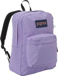 JanSport SuperBreak Penelope Purple - via eBags.com!