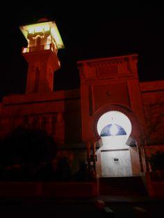 Centro Cultural Islámico y Mezquita Omar.