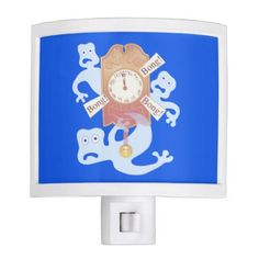 3 Ghosts nightlight - diy cyo customize create your own #personalize