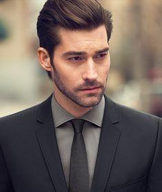 Strellson Premium Fall/Winter 2013 #menswear #dapper #style #suit #dressed #fashion