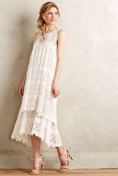 Love by Diego Benitti Lacefall Dress