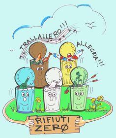Quando si tratta di rifiuti e smaltimento si aprono tre possibilità: la raccolta differenziata, come fa l'Italia benchè ancora con risultati disomogenei su