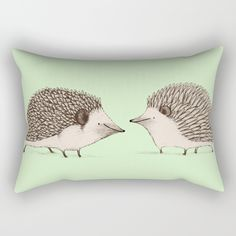 Check out society6curated.com for more! @society6 #illustration #home #decor #homedecor #interior #design #interiordesign #buy #shop #shopping #sale #apartment #apartmentgoals #sophomore #year #house #fun #cool #unique #gift #giftidea #idea #pillows  #hedgehogs #animals #animal #cute #adorable #toocute