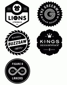Great icon logos for…bands? Haven't found their origin yet -