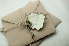 cute envelopes; could make these pretty easily :)