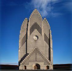 Grundtvig Kirke in CPH