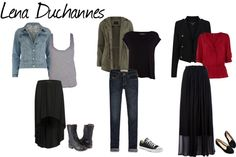 """""""Lena Duchannes Inspired Outfit #1"""" by kamababus on Polyvore"""