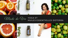 Gestion du stress : Yoga et doTERRA (Lavande et bergamote) - YouTube