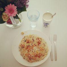 Vandaag op het blog 7 gezonde ontbijtjes, inclusief een lijstje van ingrediënten die standaard in huis aanwezig zijn en wat tips.... Alles voor een gezond lijf!  http://itisgoodinmyhood.blogspot.nl/2014/06/7-gezonde-ontbijtjes-en-meer.html