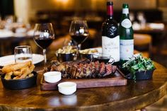 We've rounded up some of the sexiest steak sharing spots, so get your Cote, you've just pulled some of Dublin's best Cote de Boeuf. Restaurants In Dublin, Cut Above The Rest, You Got This, Steak, Table Decorations, Food, Meal, Essen, Steaks