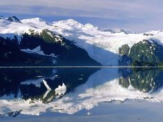 "Alaska, country of nature. The name Alaska is taken from the Yupik word ""Alyeska,"" meaning ""great land"" or ""that which the sea breaks against"" Vacation Destinations, Dream Vacations, Vacation Spots, Cruise Vacation, Vacation Ideas, Oh The Places You'll Go, Places To Travel, Places To Visit, Haines Alaska"