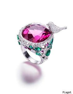Piaget Limelight Garden Party Collection Ring