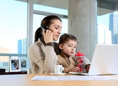 How to Run A Successful Home-Based Business With Kids