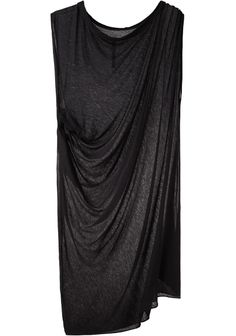 Rick Owens Lilies / Short Sleeve Twist Tee
