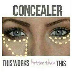 Concealer Tip