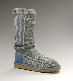 I like the zipper on these boots. different than the other typical ugg boots.