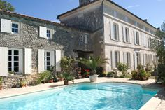 This would do nicely.........French Cognac House - Charente Maritime - For Sale  http://client.rocketlolly.co.uk/rue_des_porches/