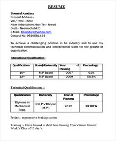 What To Put On Objective In Resume In Room Dining Server Sample . Diploma Resume Format 25 Unique Resume Format For Freshers Ideas Latest Resume Format, Simple Resume Format, Job Resume Format, Resume Pdf, Basic Resume, Job Resume Examples, Student Resume Template, One Page Resume, Resume Design Template