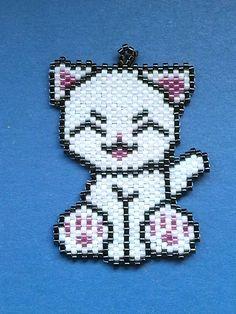 Colgante gatito. Soft kitty
