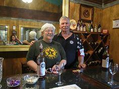 Earl & Lyn Love - Texas Star Winery