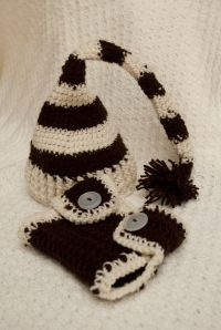 crochet hat and diaper cover free pattern