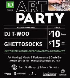 ART PARTY TONIGHT Last callll CONTEST ALERT! Contest ends at 1:30 @artgalleryns is having an ART PARTY on Friday (Jan 20) & they hooked me up w/ a pair of tickets to give away. Sooo. tag a homie you want to art party with next week and let's do this. . If you wants to make sure you have tickets in advance you can get them for $10 online at : http://ift.tt/2jH3GIj . From @artgalleryns  Is your New Year's Resolution to experience more art and culture? Join us for the first ArtParty of 2017. We…