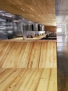 Red Bull Toronto workspace designed by Johnson Chou Architects