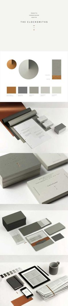 Not a website, but branding work. I can see this making a beautiful minimal website though!