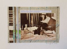 Aviation Series - Stereoscope Mixed media collage An intelligence officer peering into a stereoscope that made three-dimensional images analyses pictures taken by British reconnaissance fliers Mixed Media Collage, Three Dimensional, Aviation, British, Pictures, Image, Art, Photos, Art Background