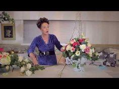 Floristry Tutorial: Fundamentals of Bowl Designs (Part 3) - YouTube