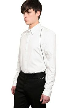 Givenchy shirt with zips men fall 2013 2014 7