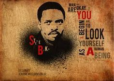 Image result for steve biko images Steve Biko, Native American Women, Black History Facts, African History, Black Power, African Beauty, Black People, Stevia, Nerd