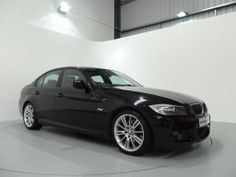 BMW 325d (204) M Sport Automatic Finished in Black Sapphire with Black Dakota Leather Interior and Aluminium Interior Trim. For more spec and images: http://www.simonjamescars.co.uk/bmw-325d-m-sport-saloon-in-derbyshire-3537882