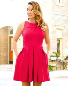dd9b41defd2 Fancy Schmancy · Lauren Conrad . gorgeous as usual. dress up or dress down!  Pink Dress