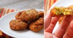 Una alternativa para comer junto a una ensalada o usar como snack saludable antes de la cena.