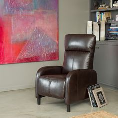 Best Selling Home Decor Furniture Clover Recliner - This is definitely not your dad's beat up old recliner! The Best Selling Home Décor Furniture Clover Recliner combines the timeless comfo...