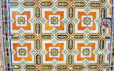 Photo Essay: Patterns on Portuguese tiles : Julie Dawn Fox in Portugal