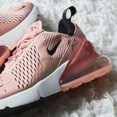 Air Max 270 - Pink Update your sneaker style with this Nike Air Max 270 Women's Shoe in pink. One of the most popular Nike sneakers of your sneaker style with this Nike Air Max 270 Women's Shoe in pink. One of the most popular Nike sneakers of Nike Sneakers, Air Max Sneakers, Sneakers Fashion, Fashion Shoes, Jd Sports, Cute Shoes, Me Too Shoes, Pretty Shoes, Beautiful Shoes