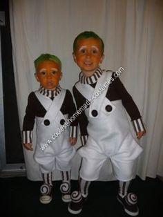 coolest homemade oompa loompa halloween costumes - Oompa Loompa Halloween