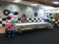 50's decoration