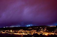 Trieste e la pioggia