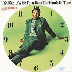 Tyrone Davis - Turn Back the Hands of Time (1970)