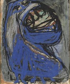 ASGER JORN (1914-1973) UNTITLED