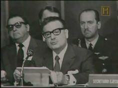 Venceremos - himno de campaña de Salvador Allende - YouTube