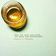 Whiskey & Misanthropy.